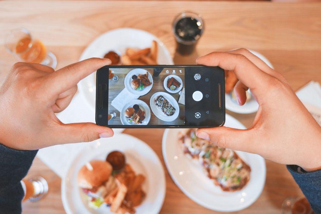 Comprar um smartphone com câmera boa