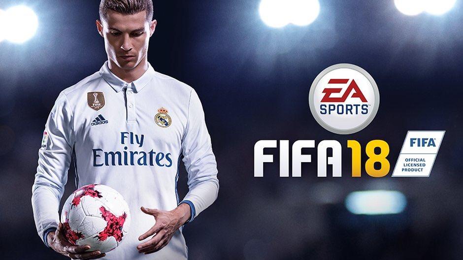 Presente Jogo FIFA 18