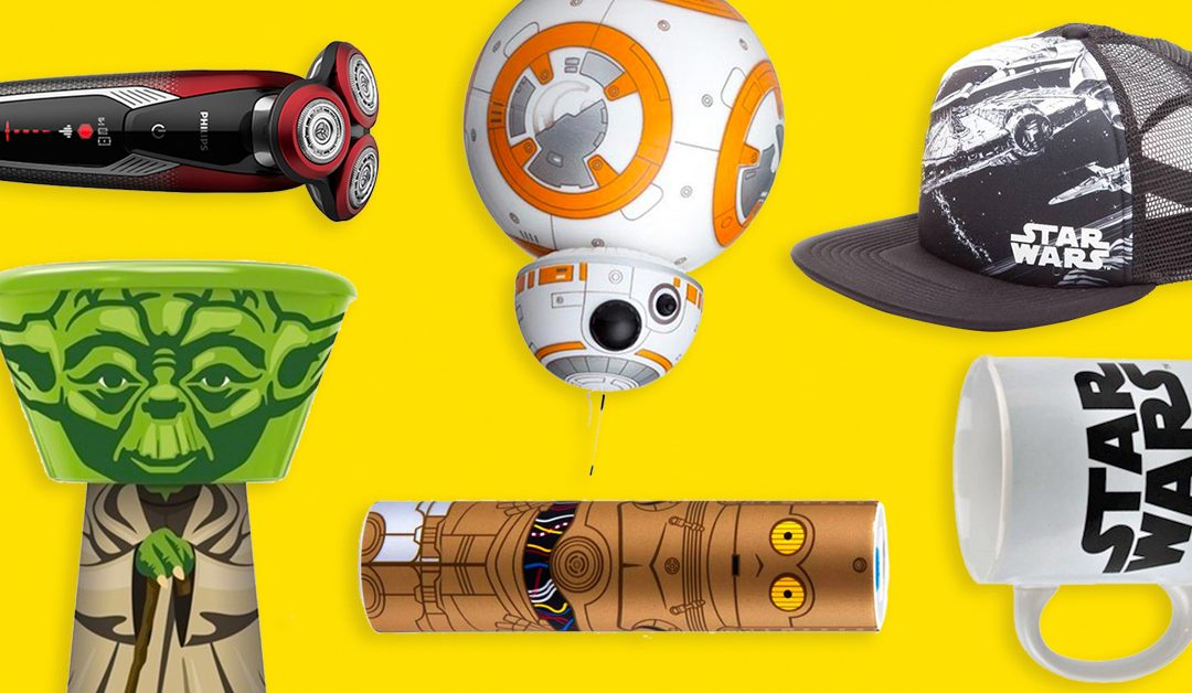 Star Wars: os presentes mais cool para os fãs da saga