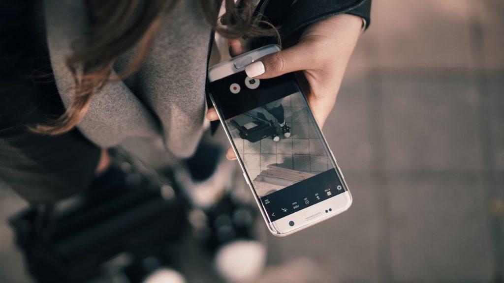 Comprar um smartphone para os amantes-Streaming