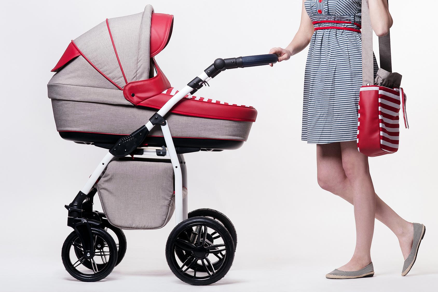 Dicas para escolher o carrinho do bebé