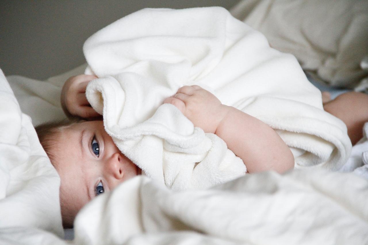 Enxoval do bebé: banho