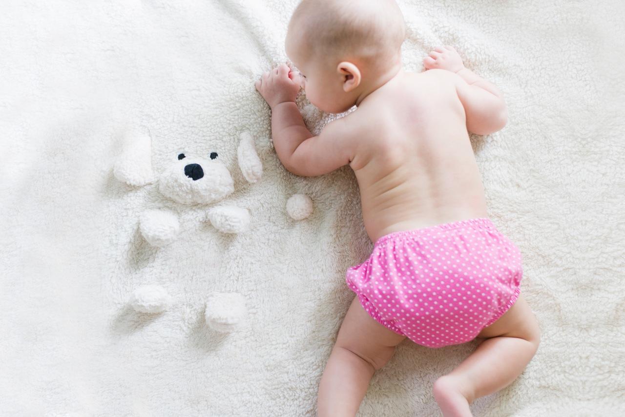 Enxoval do bebé: fraldas