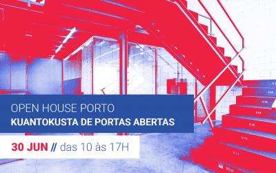 Open House Porto: KuantoKusta de portas abertas para quem quiser ver