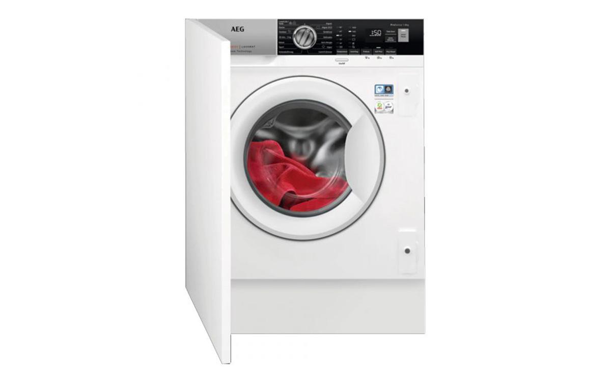 Máquina de Lavar Roupa AEG L7FEE841 BI - 8Kg