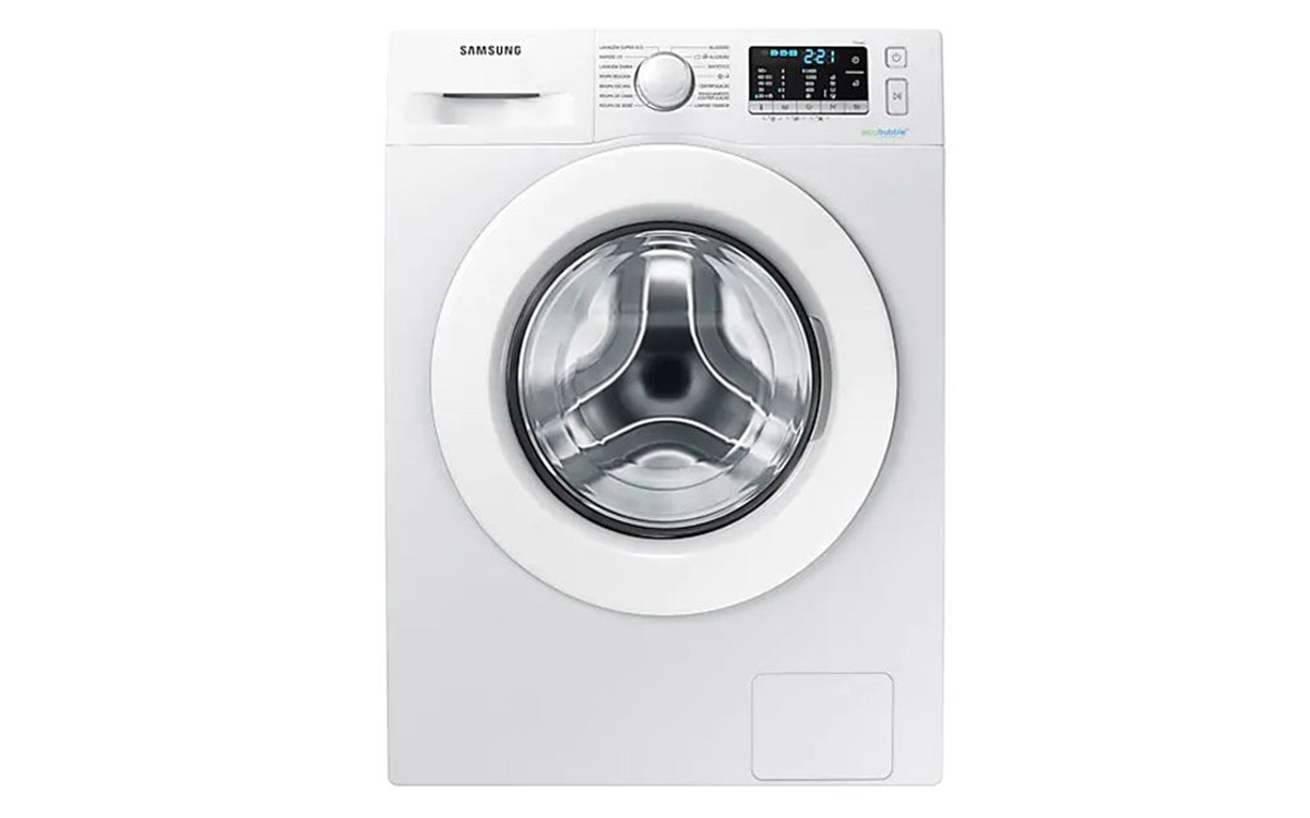 Máquina de Lavar Roupa Samsung WW80J5555MW 8kg