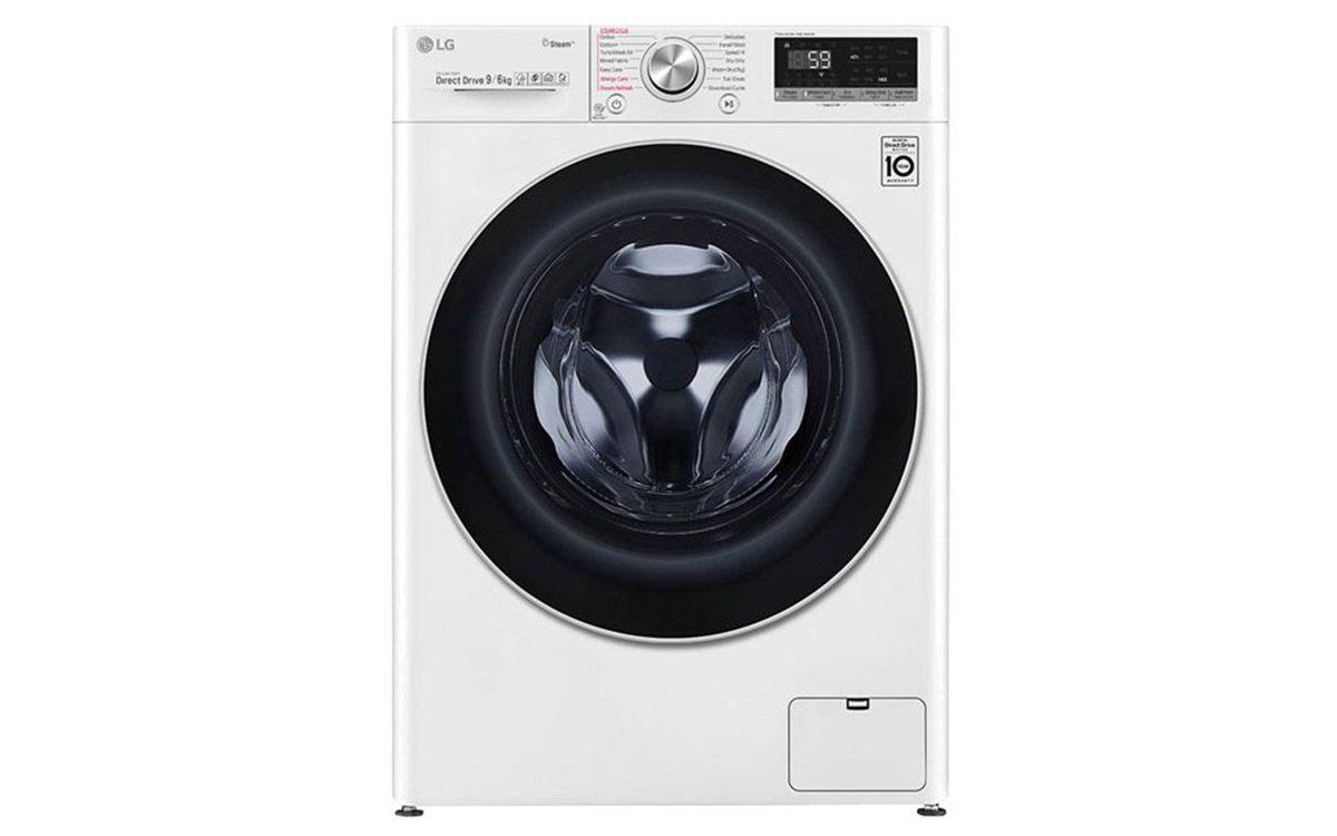 Máquina de Lavar e Secar Roupa LG A 9Kg F4DV709H1
