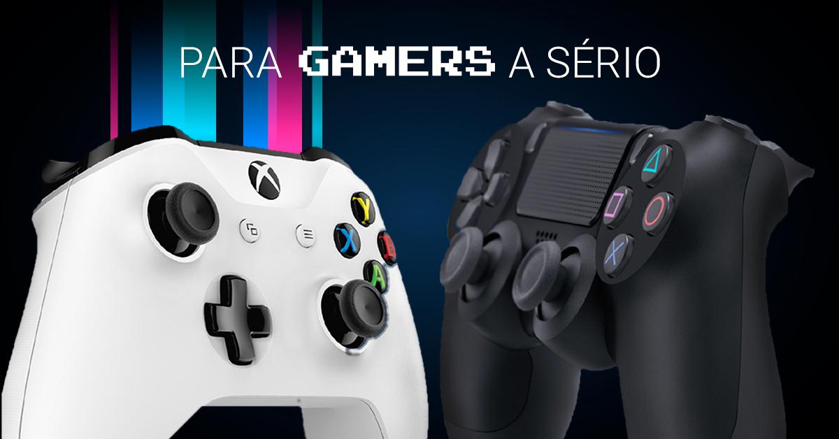 First Round: 10 presentes para gamers a sério