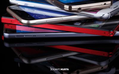 Os 10 smartphones mais pesquisados no KuantoKusta: o ranking dos melhores