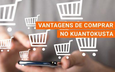 Vantagens para fazeres as tuas compras no KuantoKusta Marketplace