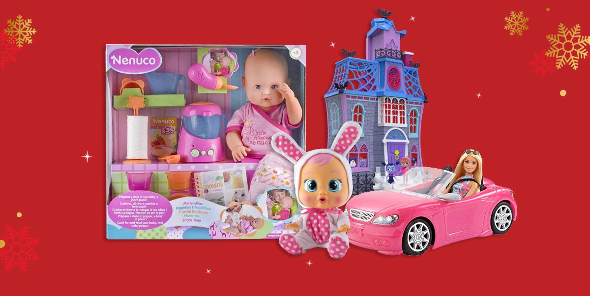 Brinquedos de Natal