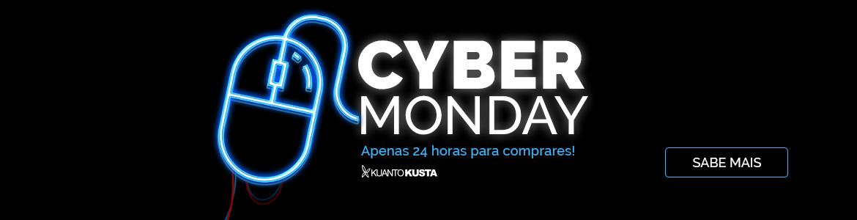 Cyber Monday do KuantoKusta