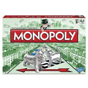 Jogo Tabuleiro Monopoly Standard