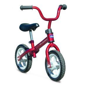 Chicco A Primeira Bicicleta Red