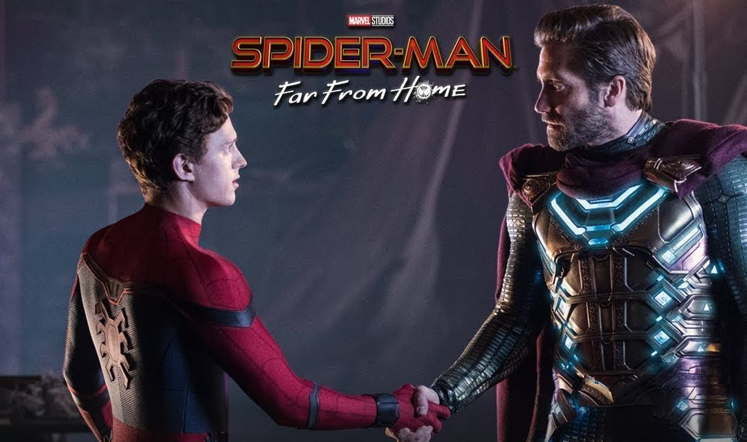 Spider-Man: Far from Home chega ao grande ecrã