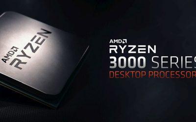 Novos AMD Ryzen 3000, serão já a melhor escolha!?