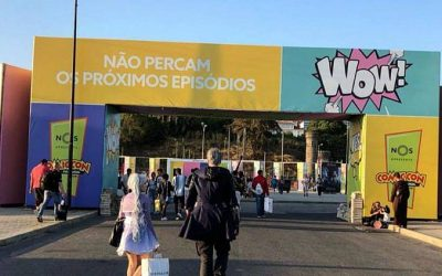 Comic Con 2019 – O Evento Pop do ano