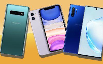 O melhor Smartphone do mercado – Outono 2019