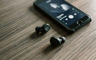 Earbuds wireless e Colunas Bluetooth os melhores