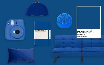 Azul 19-4052 – A Cor Pantone do Ano de 2020