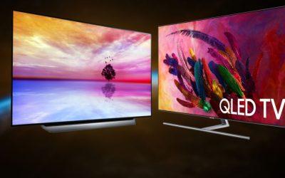 OLED vs QLED qual a melhor tecnologia?