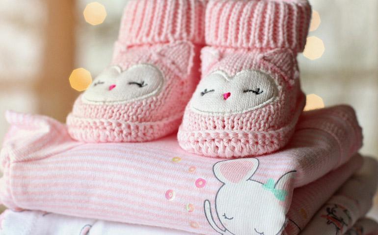 roupa de bebé