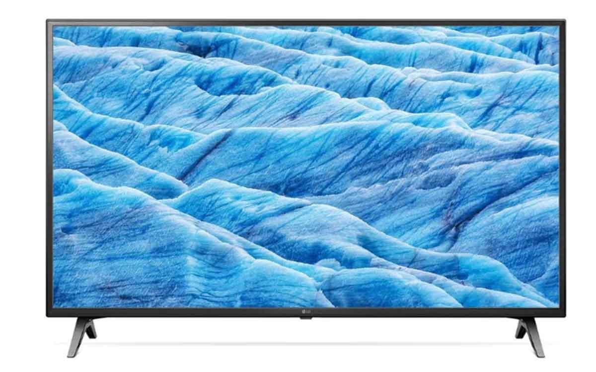 Televisão Ledd LG modelo 43UM7100PL