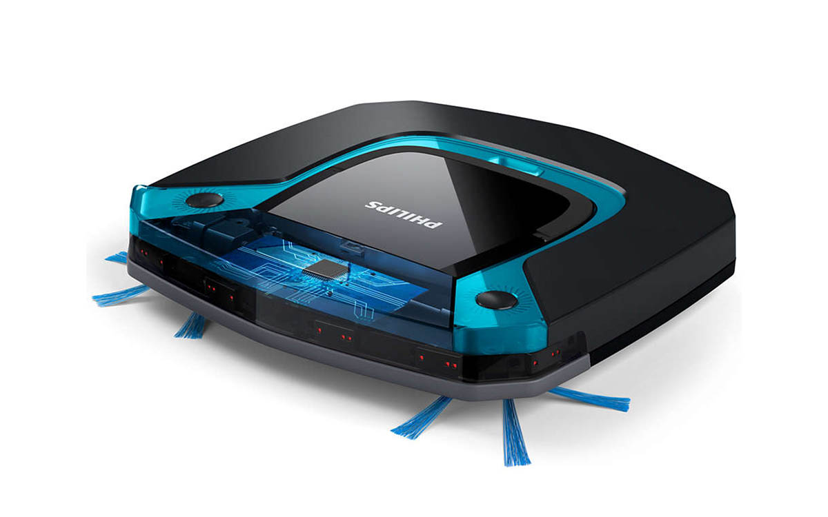 Aspirador Robot Philips FC 8794