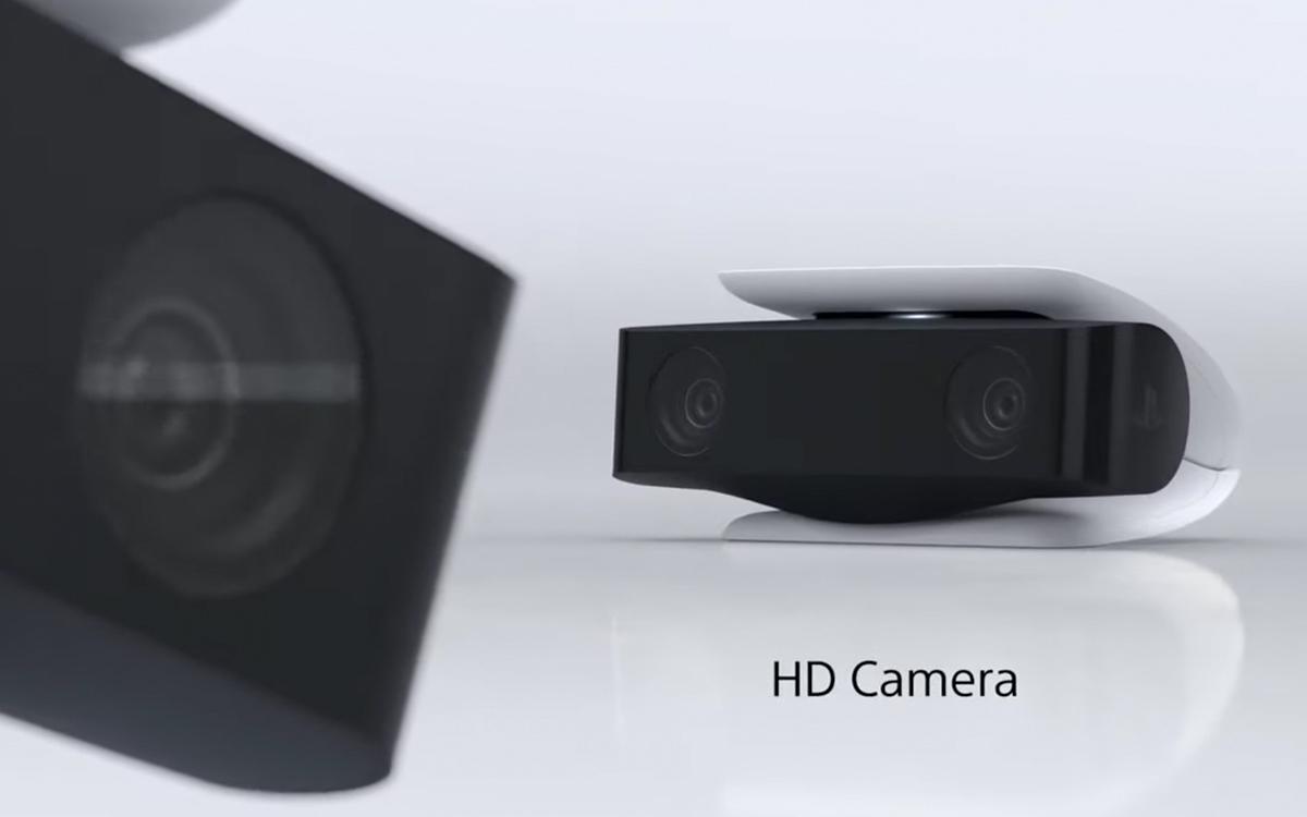câmara hd para playstation 5