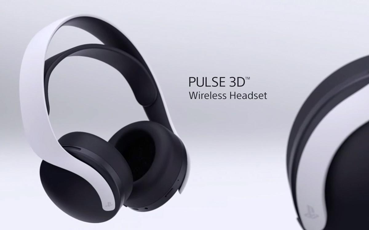 Headphones playstation 5