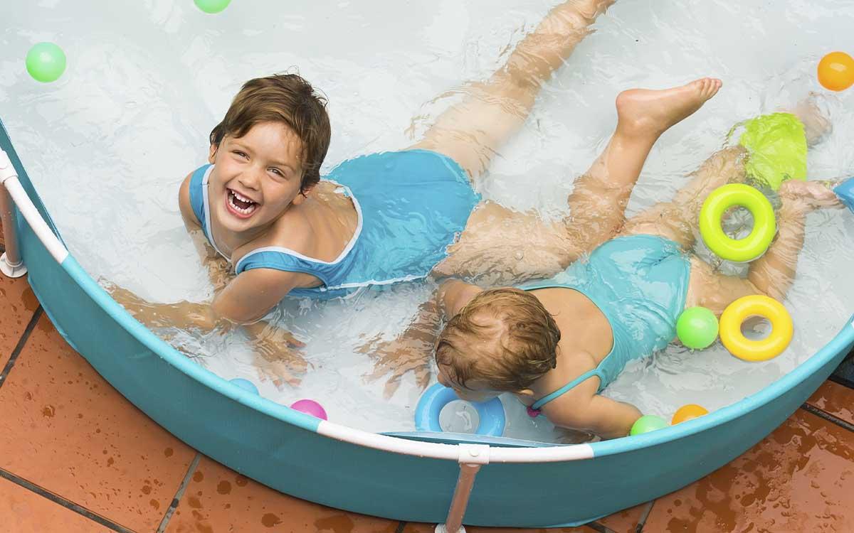 piscina em pvc