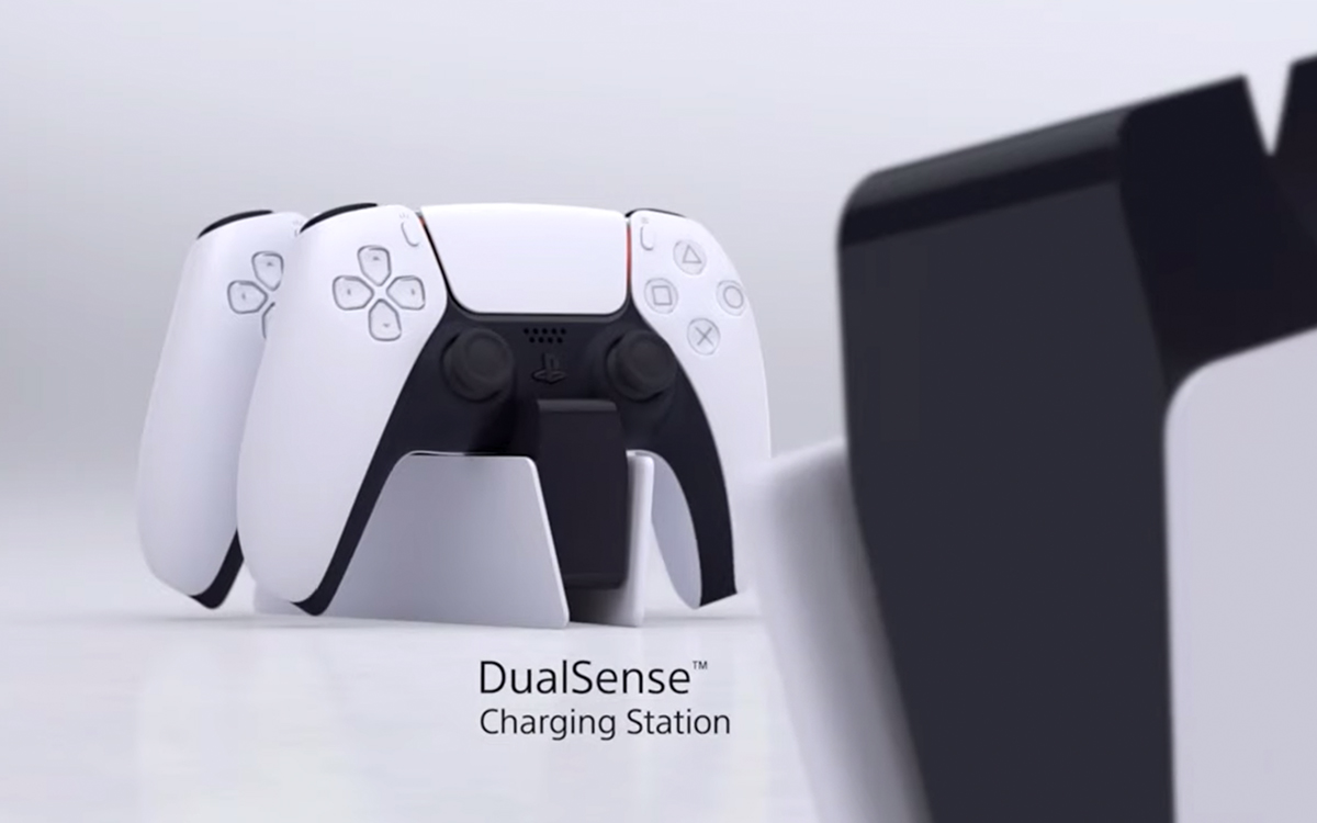 Novo comando PlayStation 5