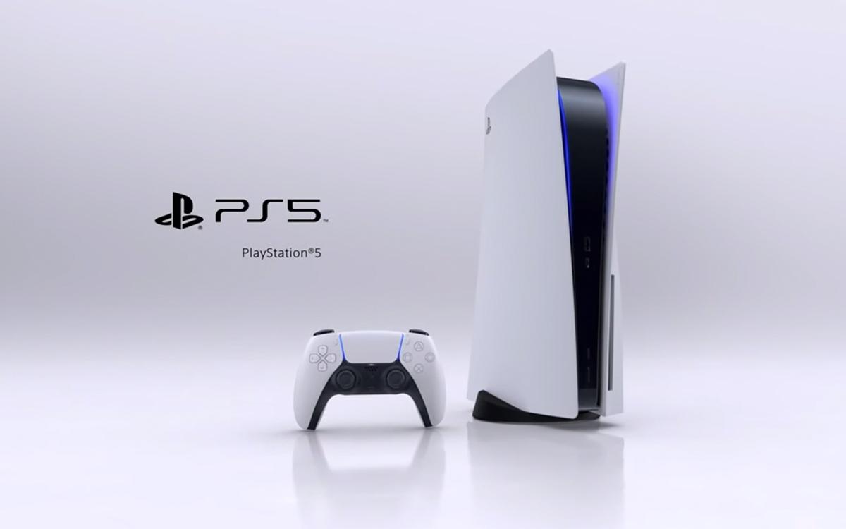 PlayStation 5 standard modelo com leitor de discos
