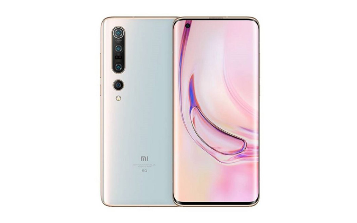 smartphone xiaomi mi10 pro