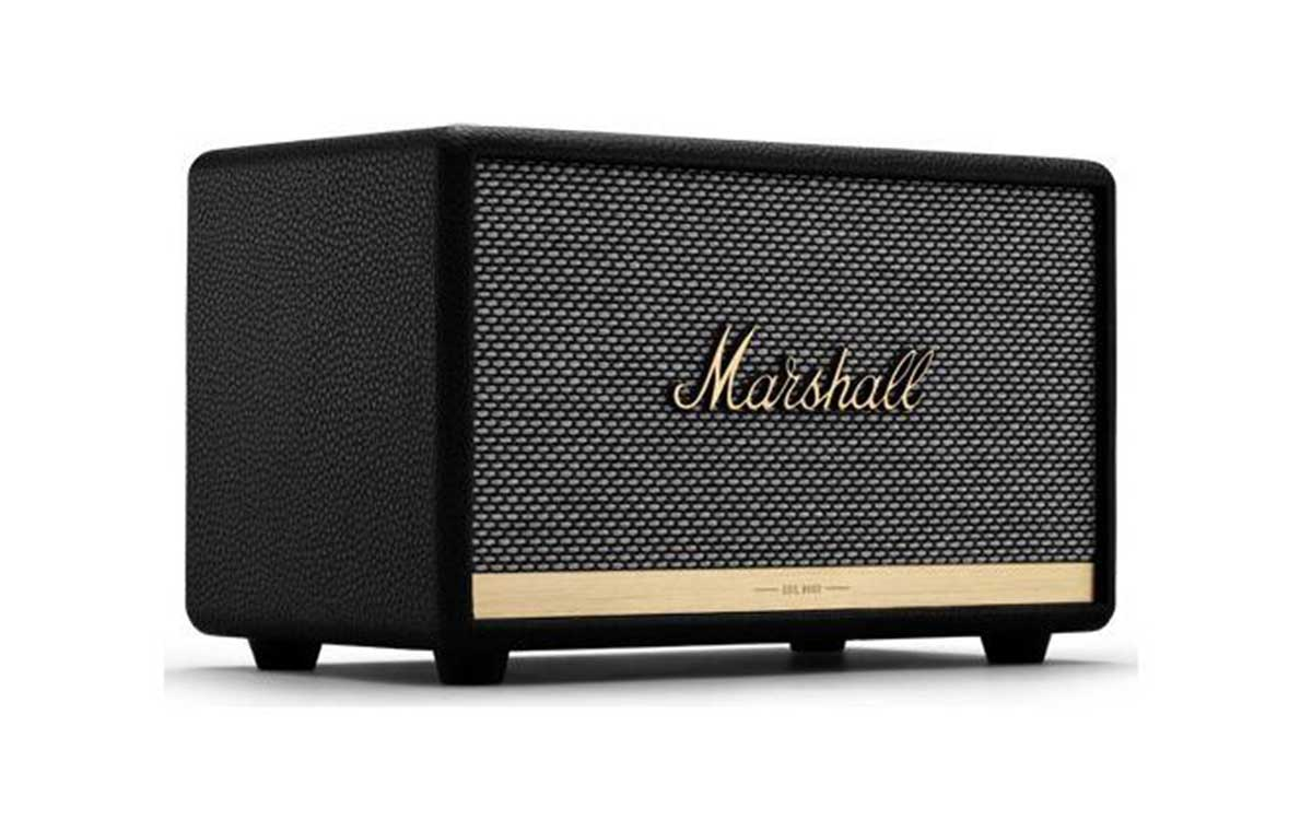 Coluna Marshall Coluna Bluetooth Acton II Black