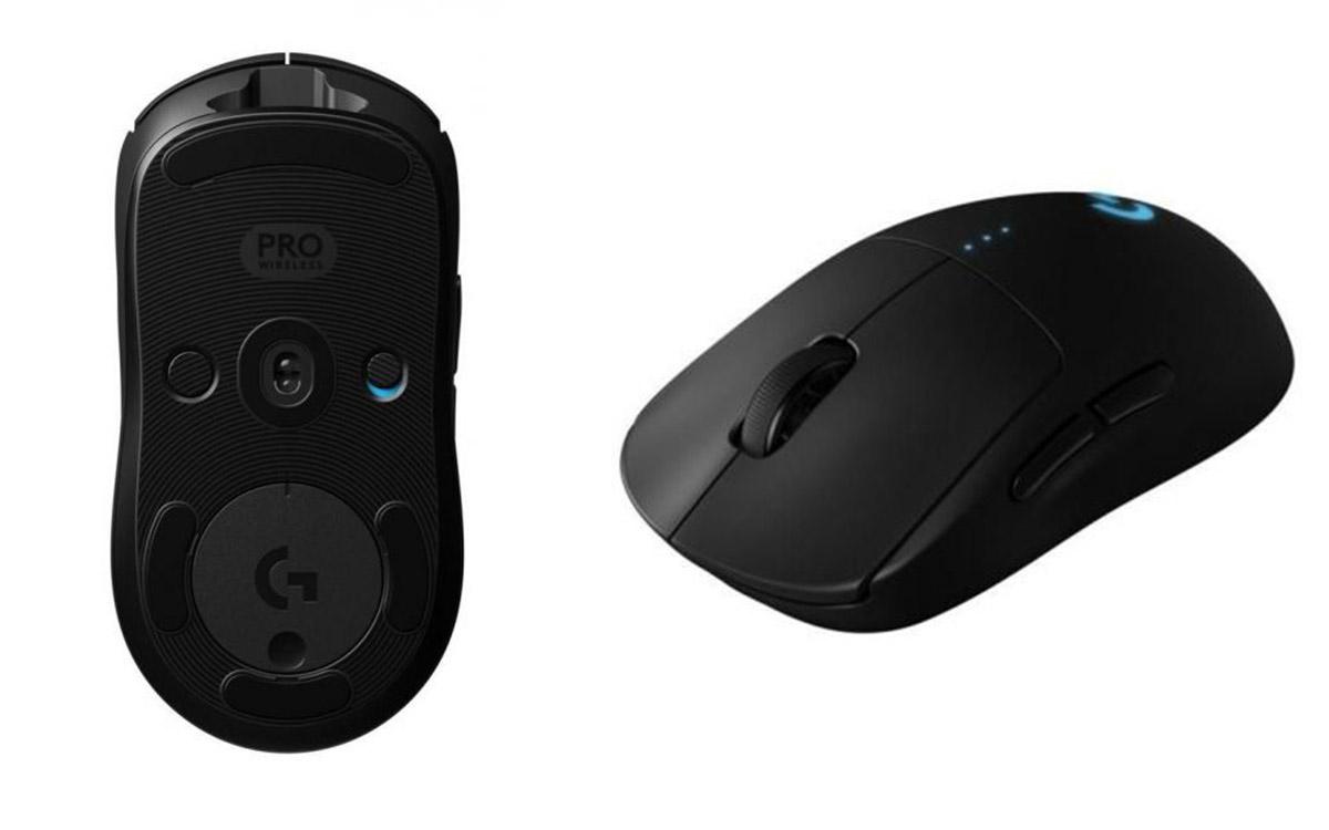 rato Logitech Pro Wireless Gaming