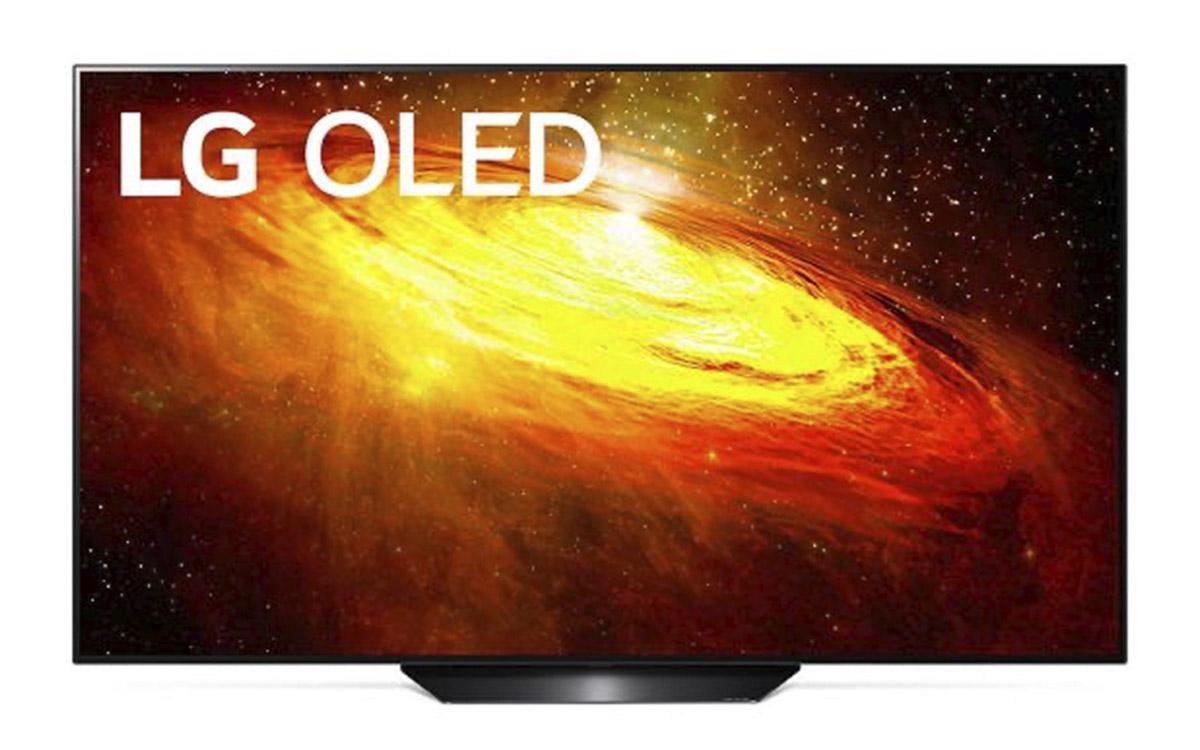 """Smart TV LG 65"""" BX6 OLED HRD 4K Black"""