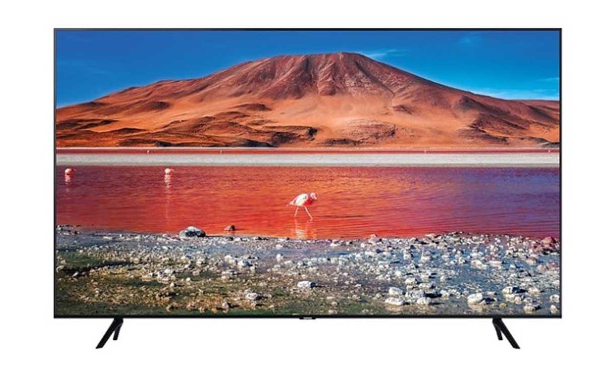 "TV Samsung 43"" TU7005 LED Smart TV 4K"