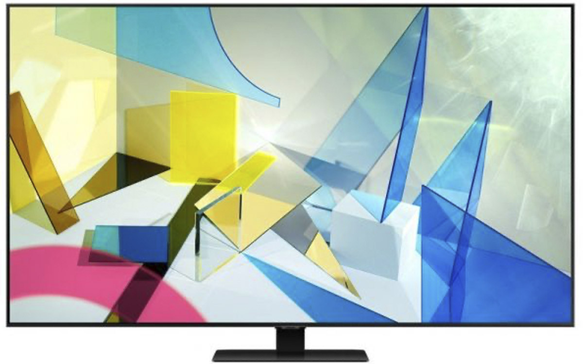 Smart TV Samsung Q80T QLED Smart TV 4K