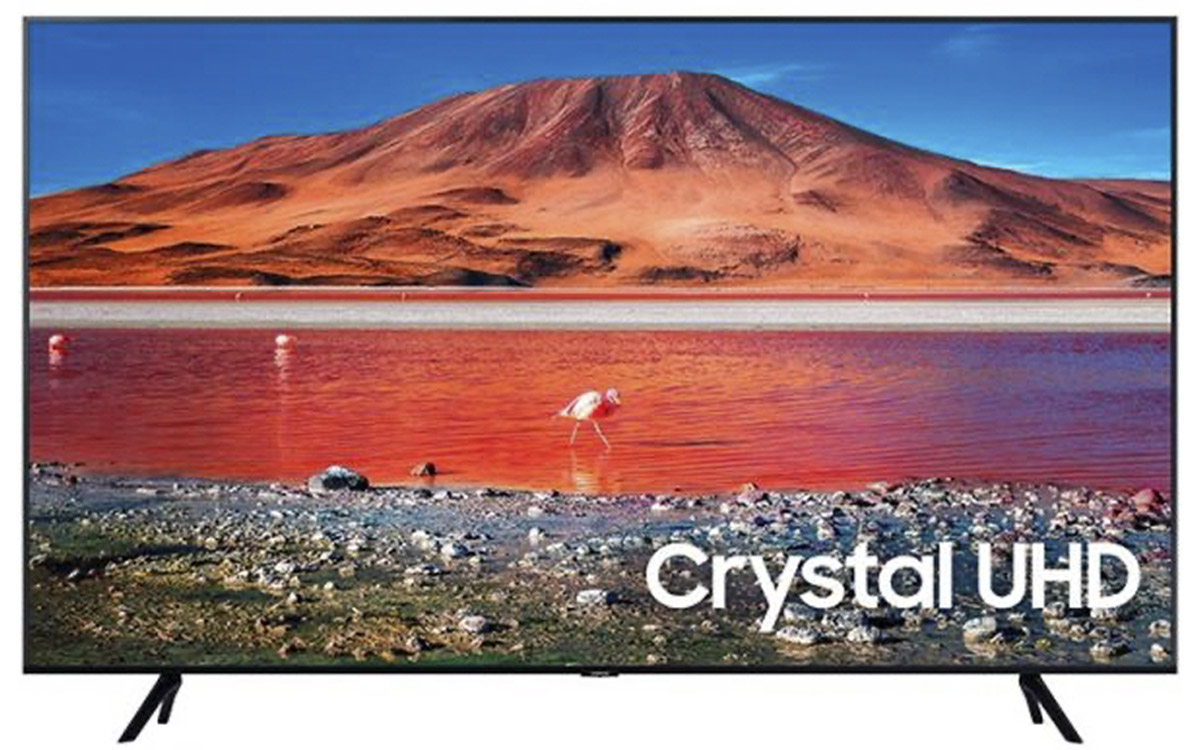 "Smart TV Samsung 55"" TU7005 LED Smart TV 4K"