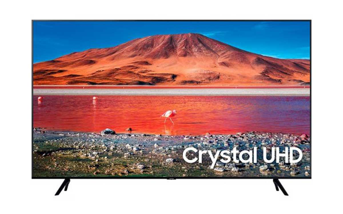 "TV Samsung 55"" TU7005 LED Smart TV 4K"