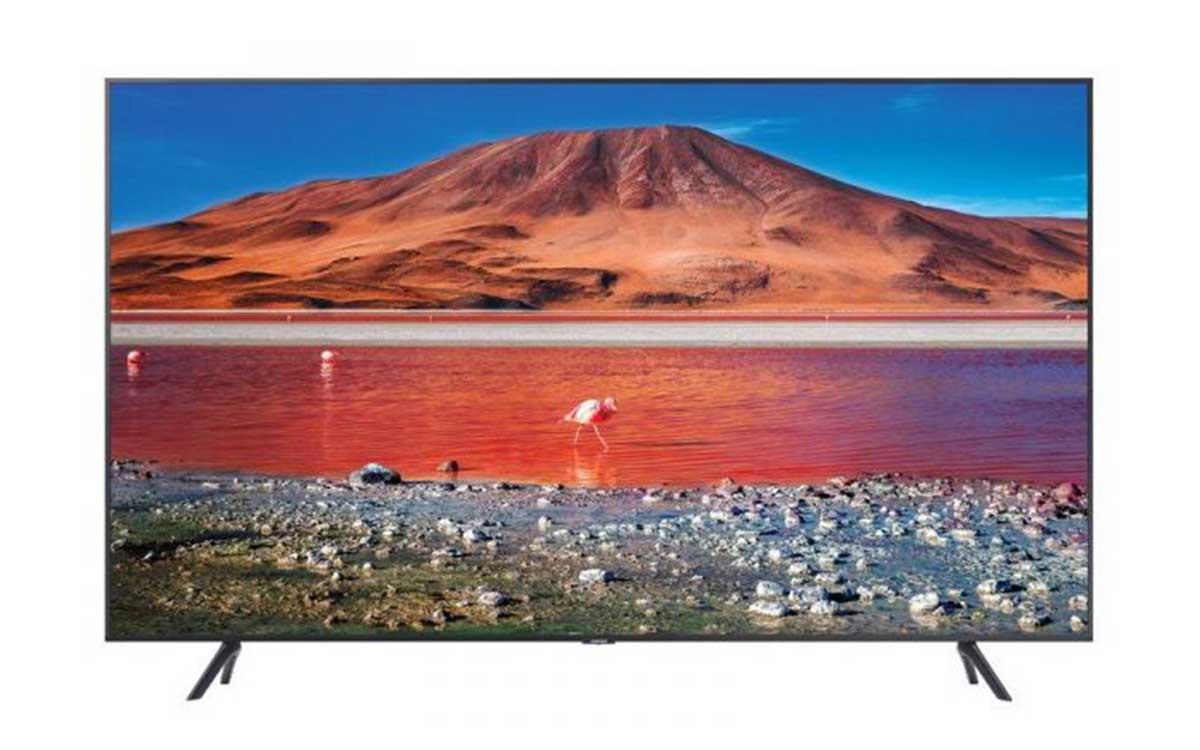 """TV Samsung 75"""" UE75TU7105 Smart TV 4K"""