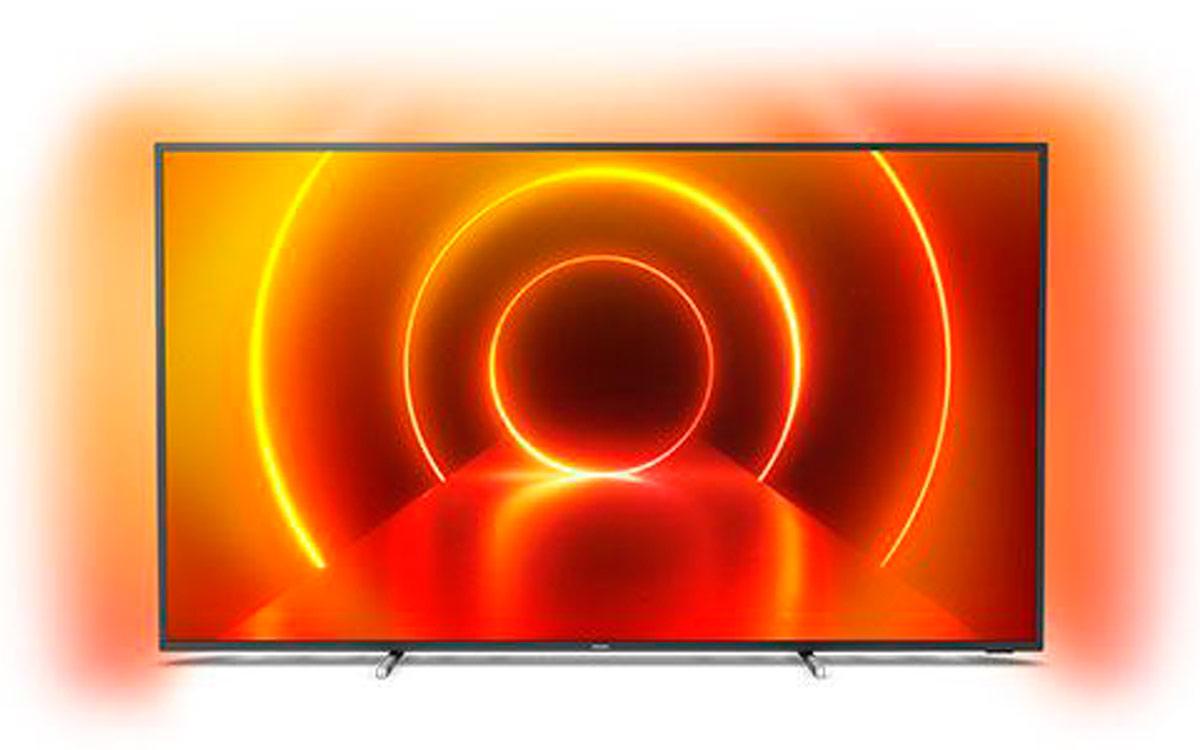 "TV Philips 75"" 75PUS7805/12 LED Smart TV 4K"