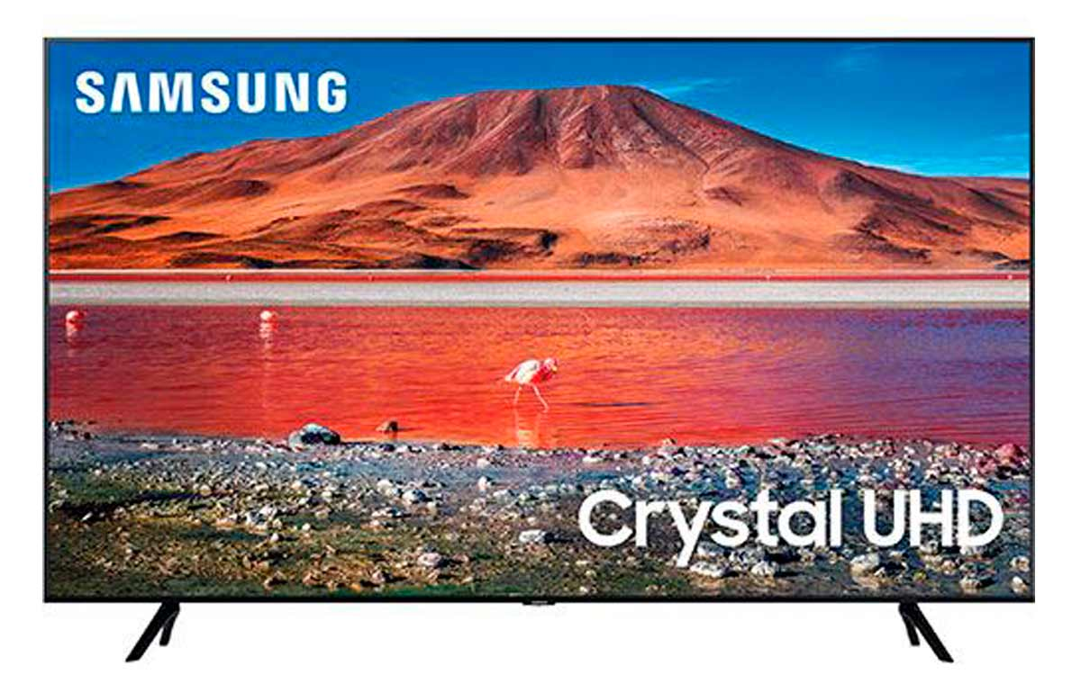 "TV Samsung 75"" TU7005 LED Smart TV 4K"