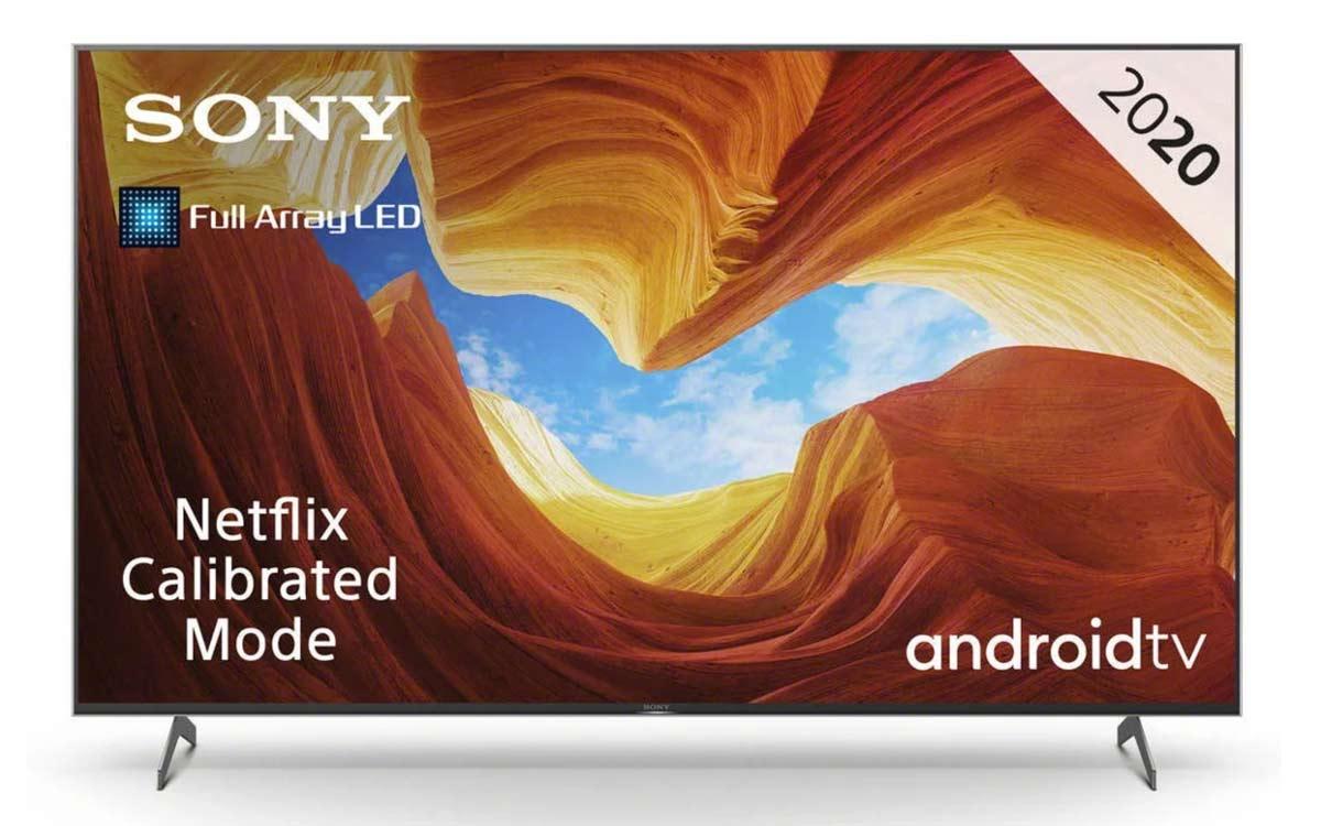 """TV Sony 65"""" KD65XH9096 Full Array LED Smart TV 4K"""