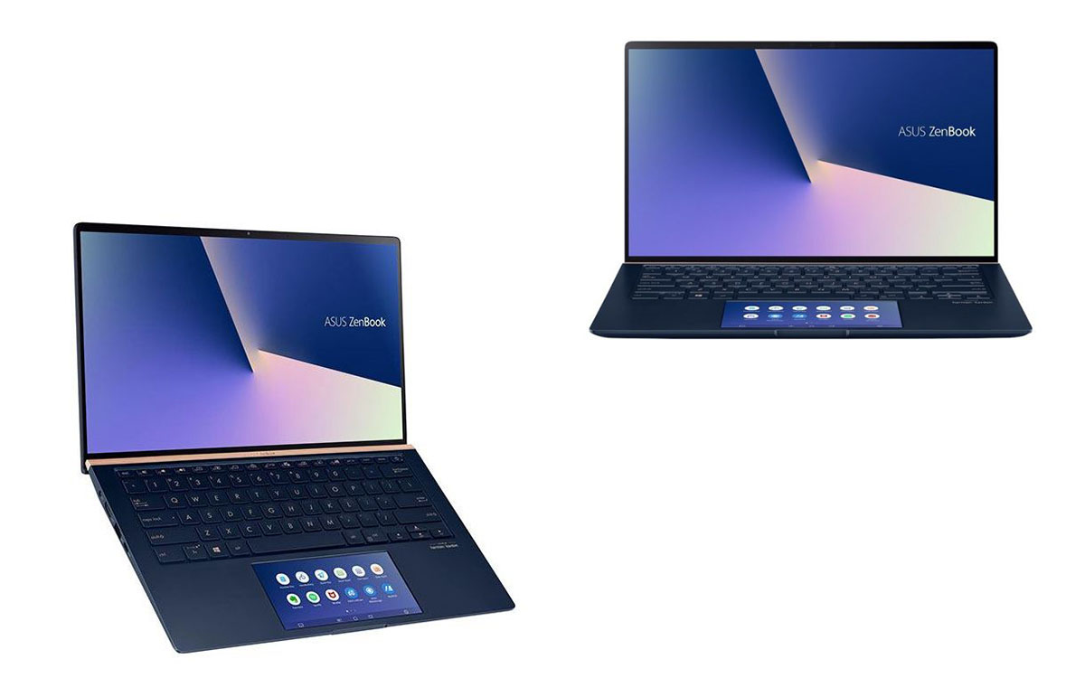 Portátil produtividade Asus Zenbook 14 UX434FLC