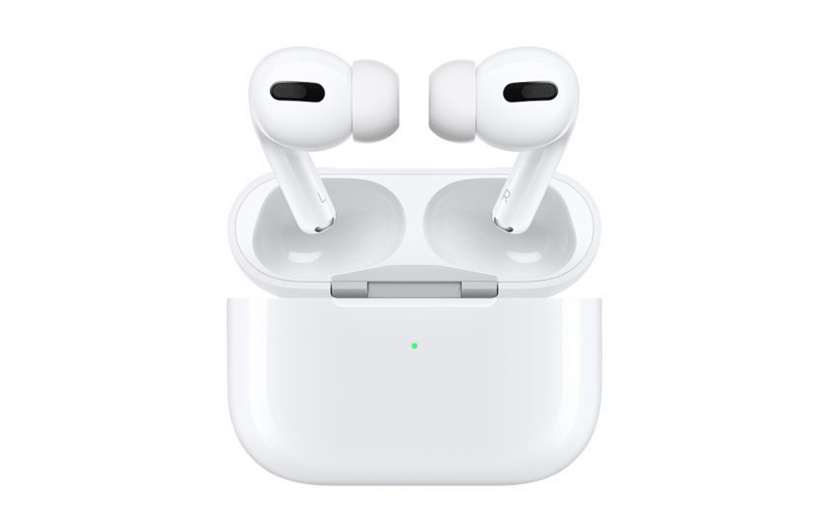 Apple Auriculares Bluetooth TWS MWP22TY/A Pro Noise-Cancelling White